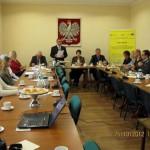 1 Powiatanie gości przez Burmistrza MiG TRZEMESZNO-1000
